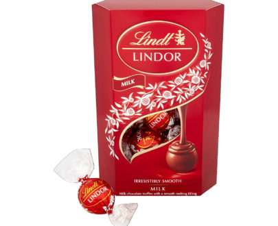 Lindt Lindor Milk Chocolate - 500 g