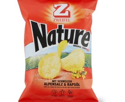 Zweifel Nature Chips - 280g