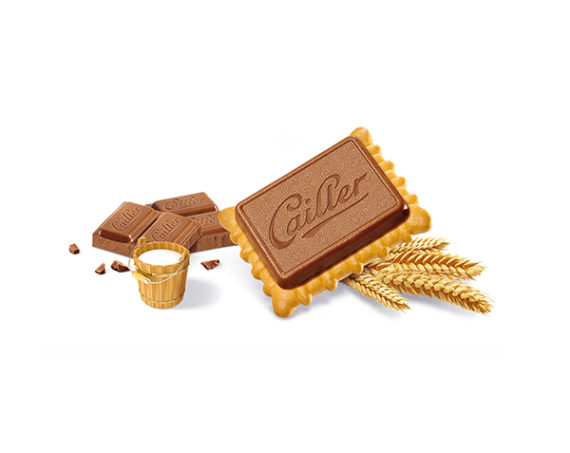 Kambly Cailler Petit Beurre Choco Lait