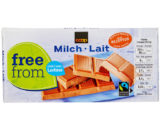 Free From Fairtrade Milk Chocolate Bar - 100g