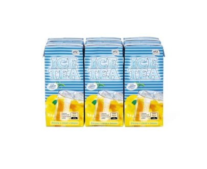 Lemon Iced Tea - 6 x 330 ml