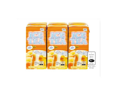 Ice Tea Peach - 6 x 330 ml